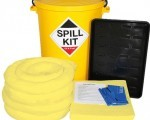 10 Gallon Portable Spill Kit Universal  - Bangladesh